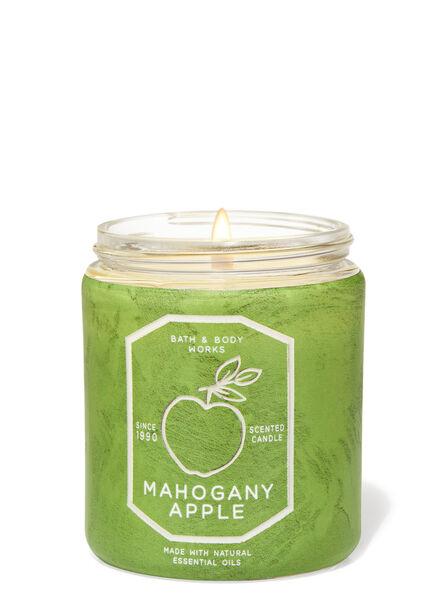 Mahogany Apple fragranza Candela a 1 stoppino