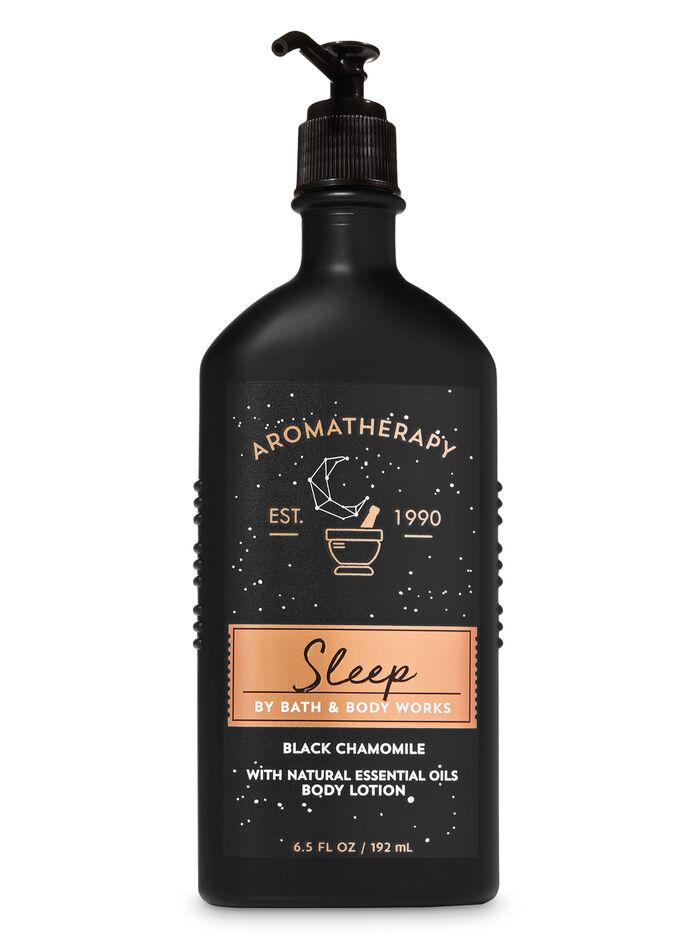 Black Chamomile fragranza Latte corpo