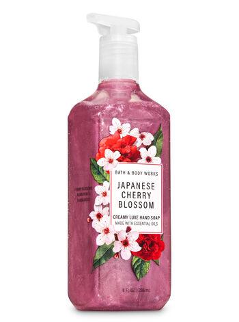 Japanese cherry blossom fragranza Sapone in crema