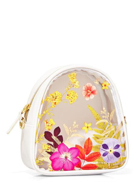Tracolla floreale fragranza Pochette