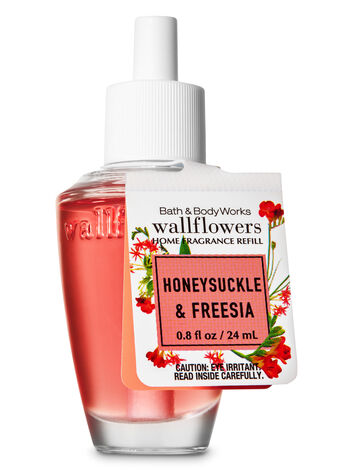 Honeysuckle & Freesia fragranza Wallflowers Fragrance Refill