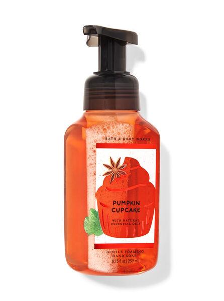 Pumpkin Cupcake fragranza Sapone in schiuma