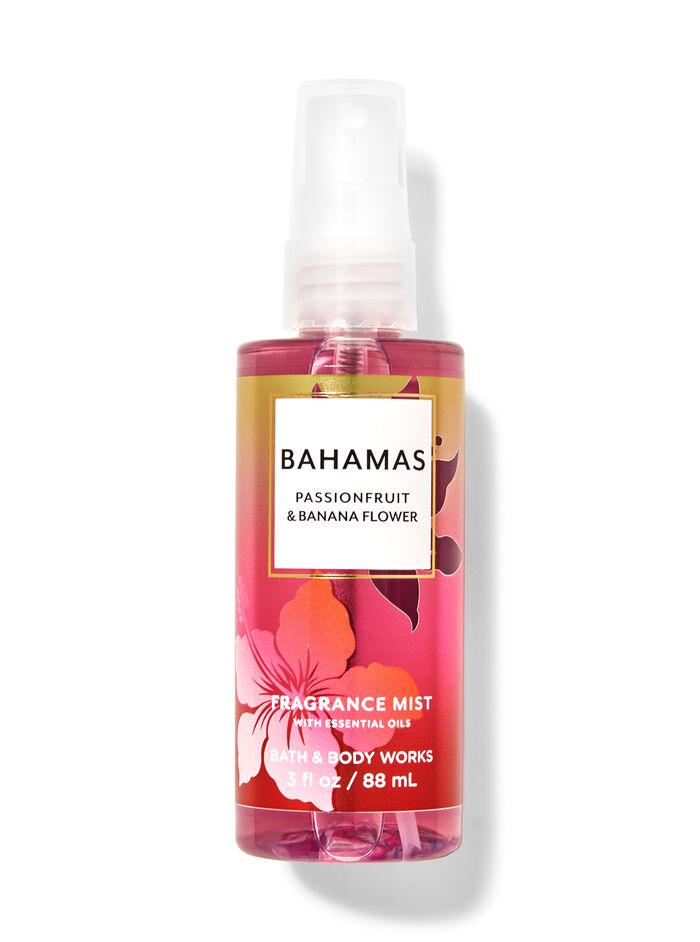 Bahamas Passionfruit & Banana Flower fragranza Mini acqua profumata