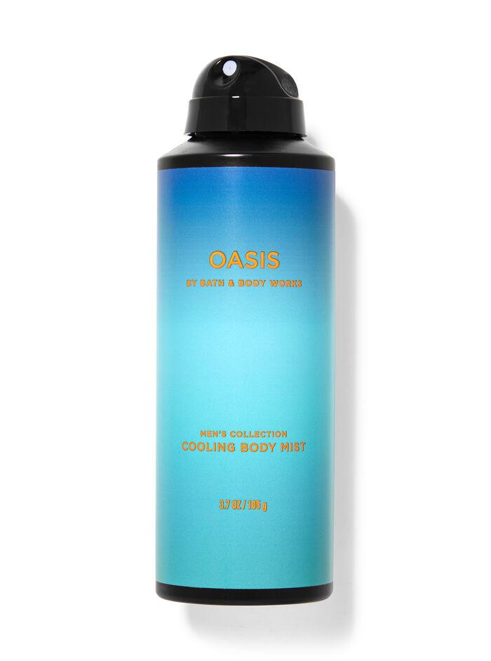 Oasis fragranza Acqua profumata rinfrescante