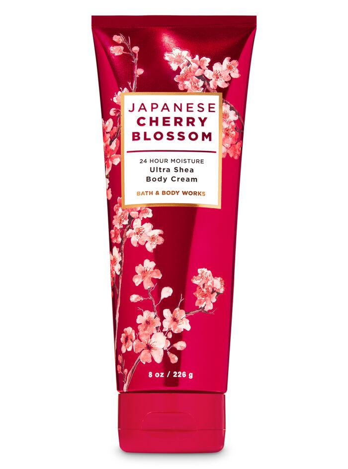 Japanese cherry blossom fragranza Crema corpo ultra idratante