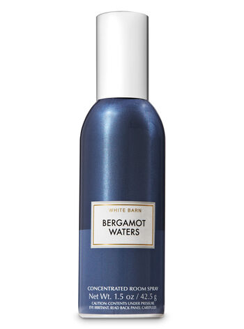 Bergamot Waters fragranza Concentrated Room Spray