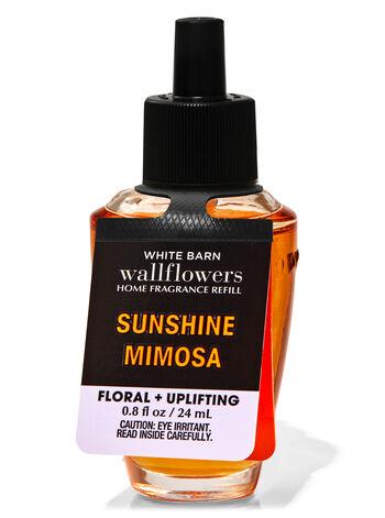 Sunshine Mimosa fragranza Ricarica diffusore elettrico