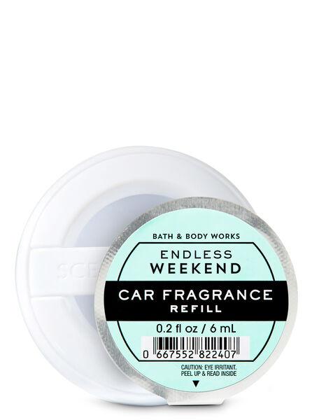 Endless Weekend fragranza Ricarica profumatore auto