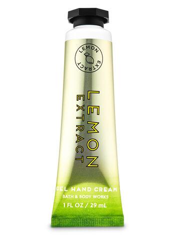 Lemon Extract Gel fragranza Gel Hand Cream