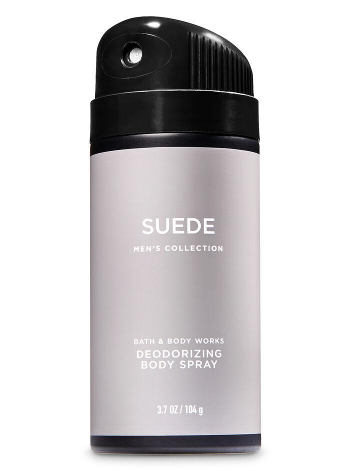 Suede fragranza Deodorizing Body Spray