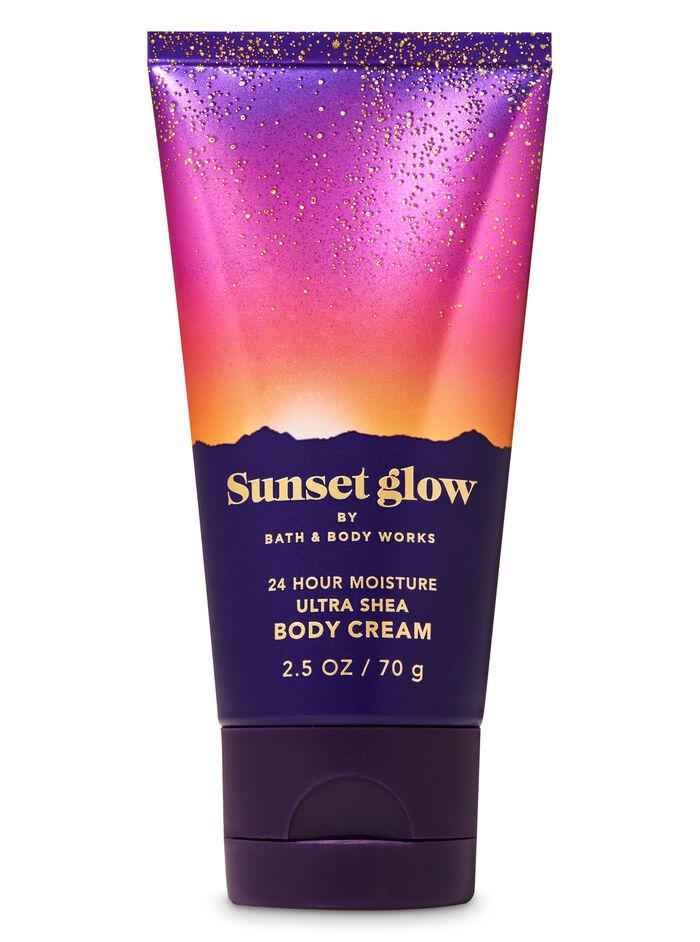 Sunset Glow fragranza Mini Crema corpo
