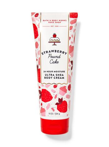 Strawberry Pound Cake fragranza Crema corpo ultra idratante
