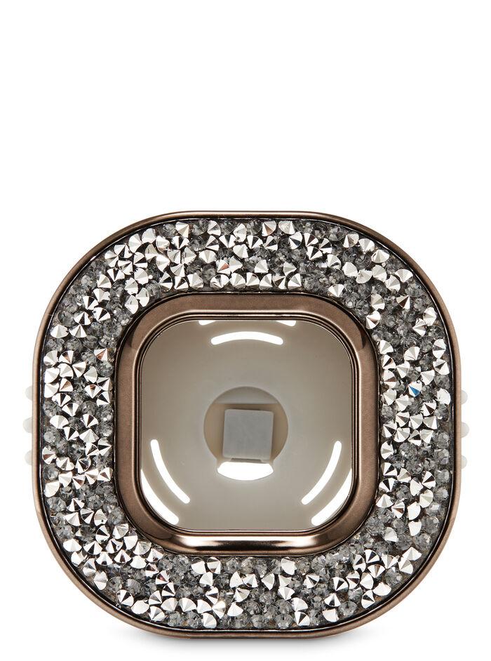 Black Glitter Vent Clip fragranza Diffusore per auto