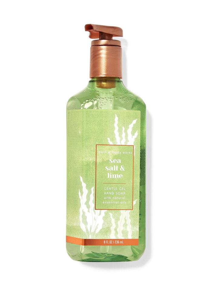 Sea Salt & Lime fragranza Sapone in gel