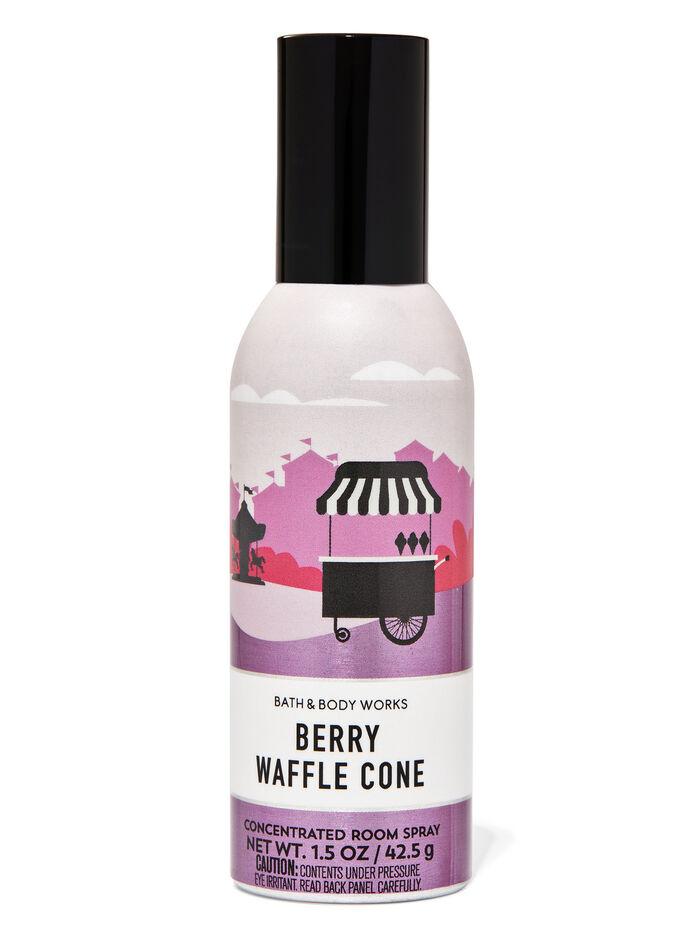 Berry Waffle Cone fragranza Spray per ambienti