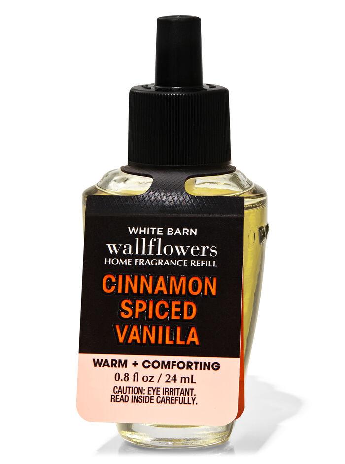 Cinnamon Spiced Vanilla fragranza Wallflowers Fragrance Refill