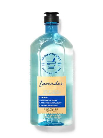 Lavender fragranza Essential Oil Body Wash