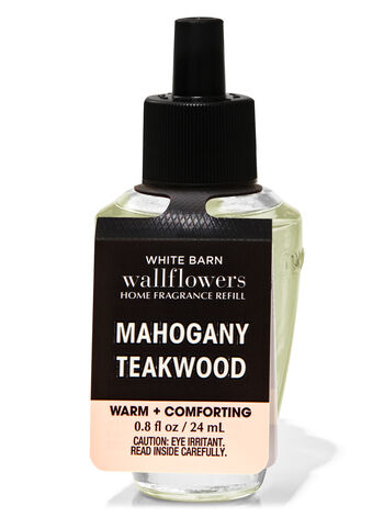 Mahogany Teakwood fragranza Wallflowers Fragrance Refill