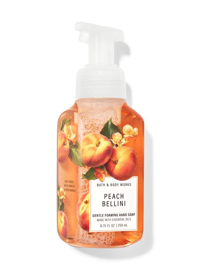 Peach Bellini fragranza Sapone in schiuma