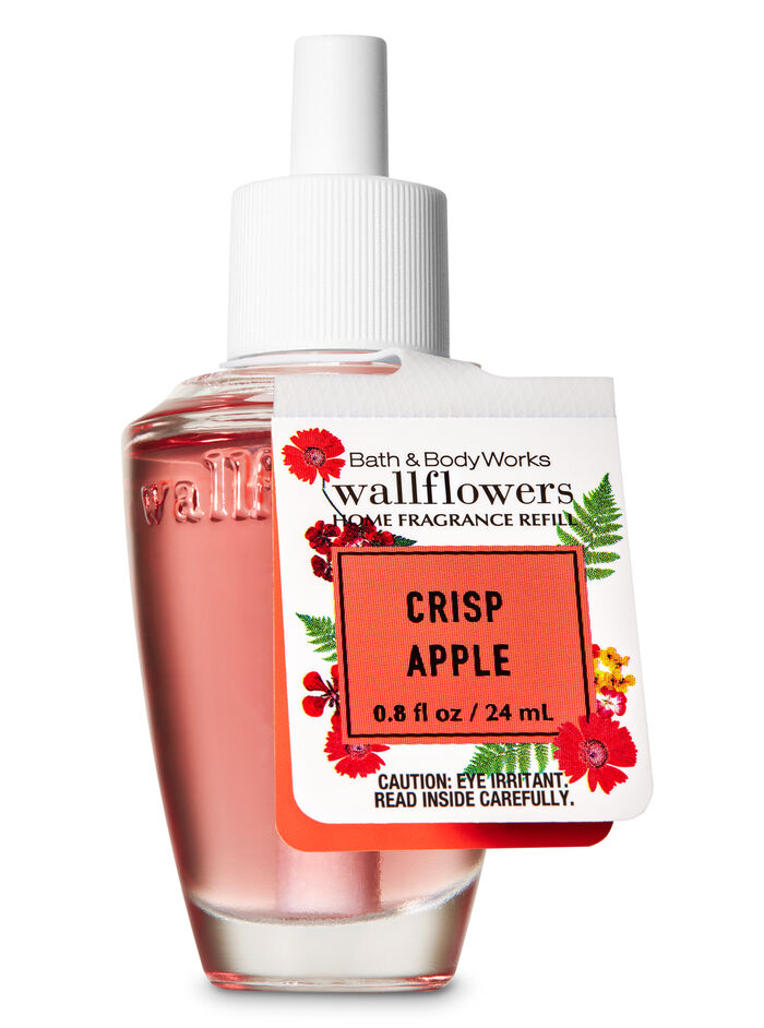 Crisp Apple fragranza Wallflowers Fragrance Refill