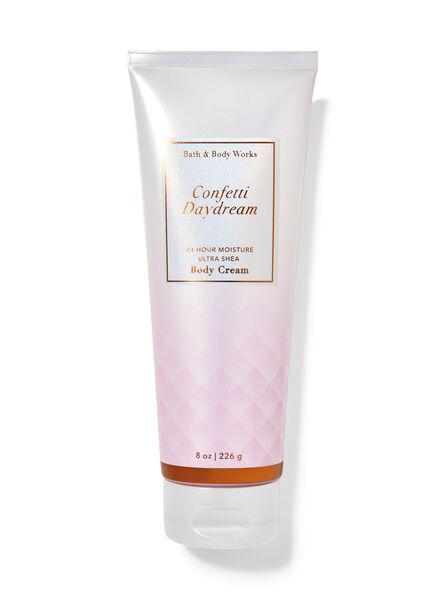 Confetti Daydream fragranza Crema corpo ultra idratante