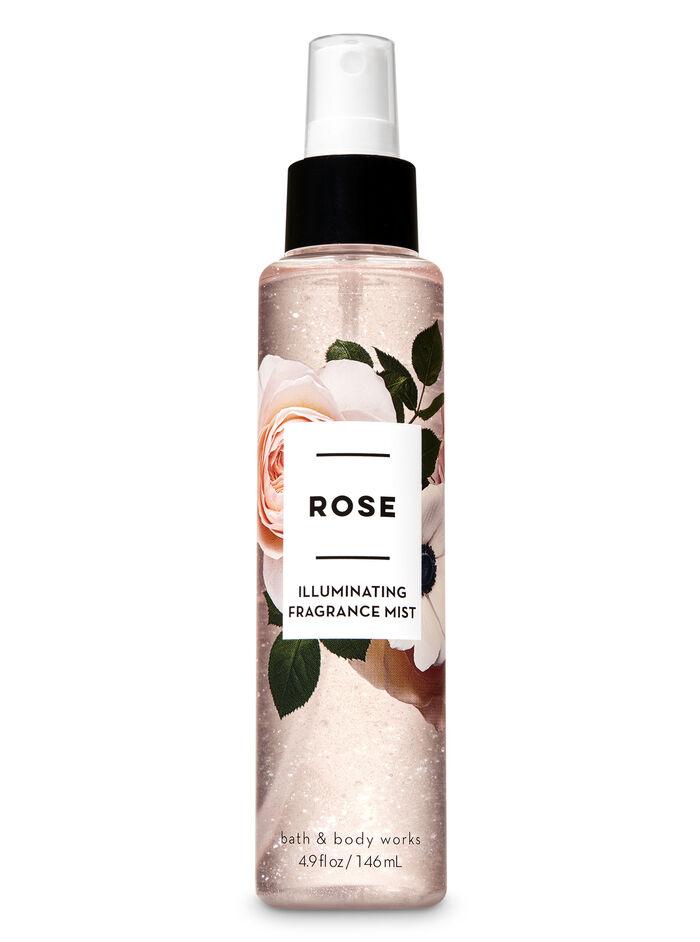 ROSE fragranza Acqua profumata glitterata