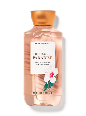 Hibiscus Paradise fragranza Gel doccia