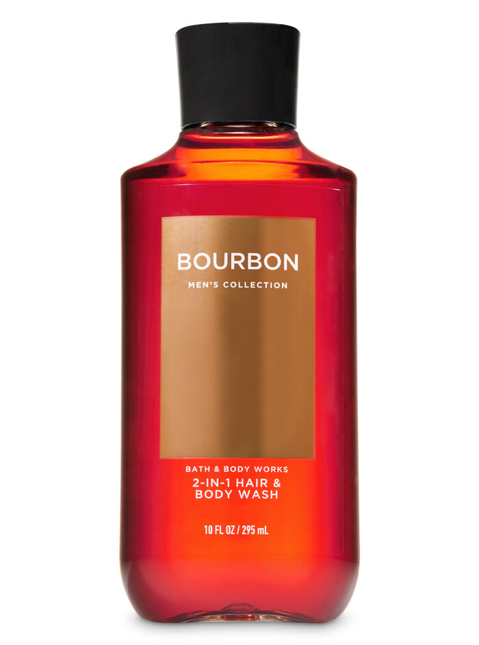 Bourbon fragranza Doccia shampoo 2 in 1