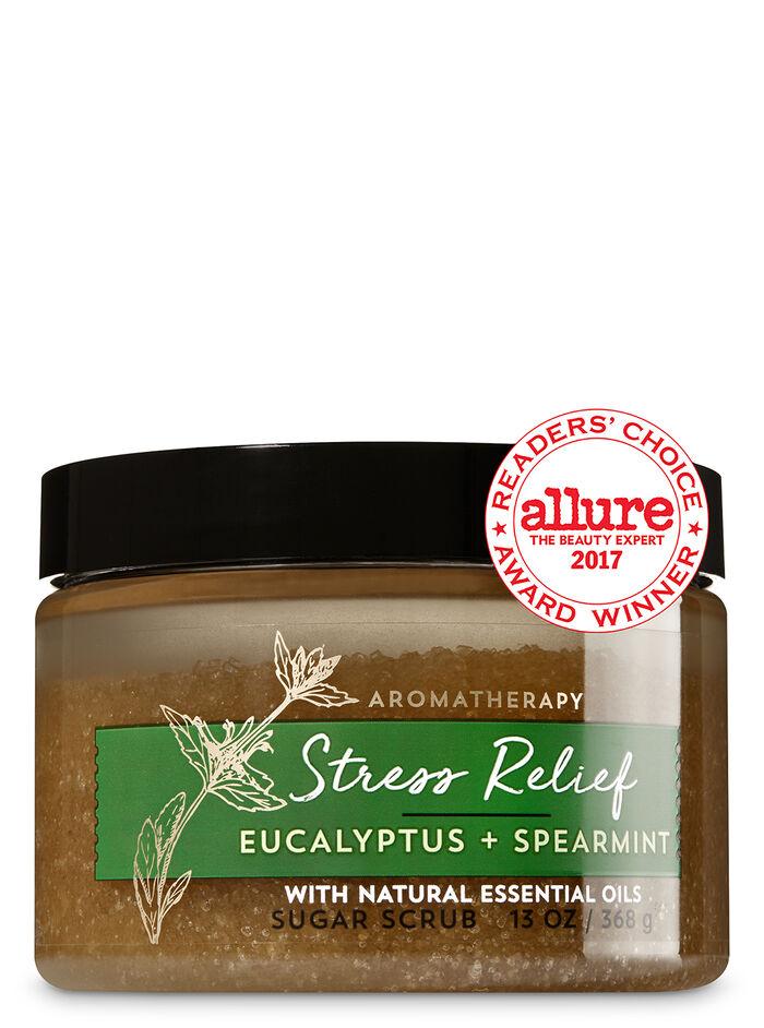 Eucalyptus Spearmint fragranza Sugar Scrub