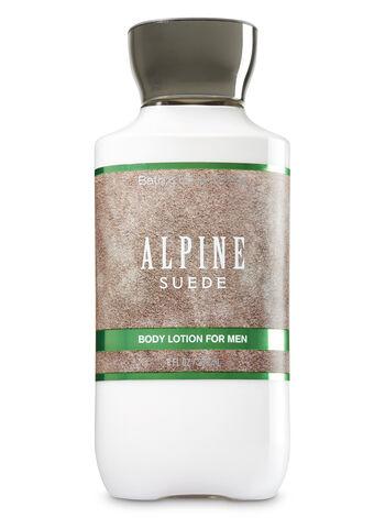 Alpine Suede fragranza Body Lotion