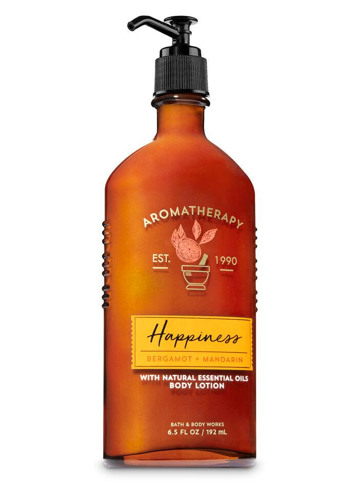 Bergamot & Mandarin fragranza Body Lotion