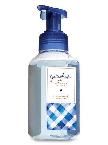 Gingham fragranza Sapone in schiuma