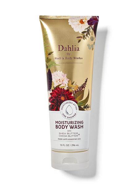 Dahlia fragranza Bagnoschiuma idratante