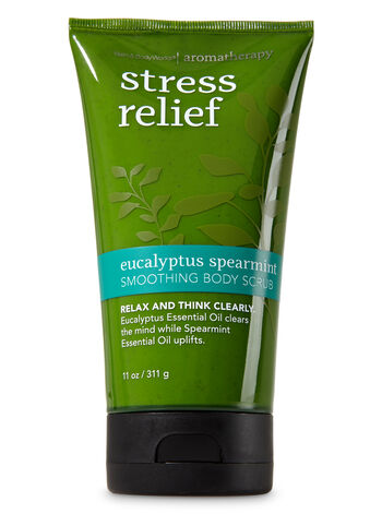 Eucalyptus Spearmint fragranza Smoothing Body Scrub
