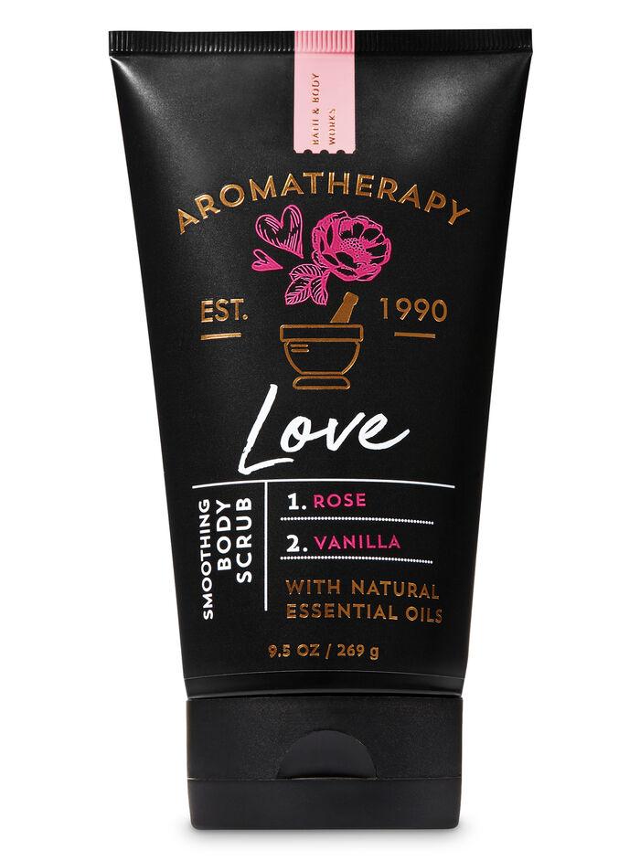 Rose Vanilla fragranza Smoothing Body Scrub