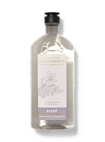 Cedarwood Vanilla fragranza Bagnoschiuma