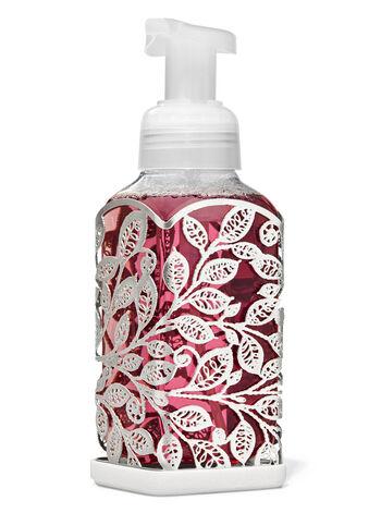 Foglie argentate fragranza Porta sapone