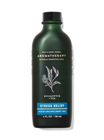 Eucalyptus Tea fragranza Olio idratante corpo