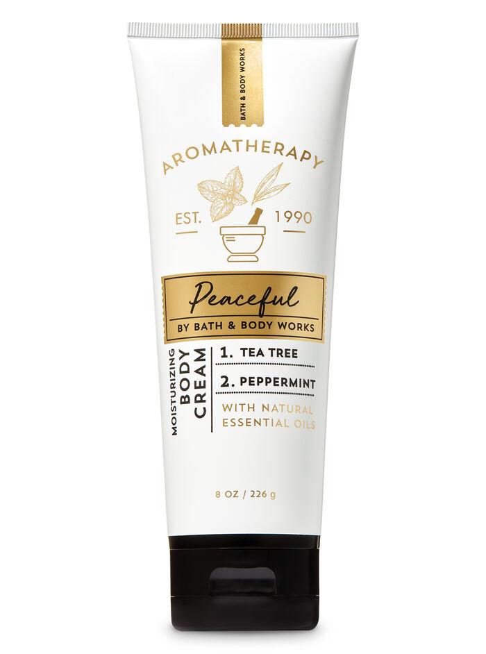 Tea Tree Peppermint fragranza Body Cream