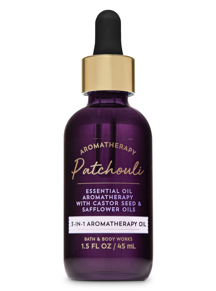 Patchouli fragranza 3-in-1 Aromatherapy Essential Oil