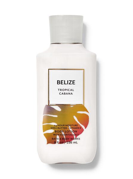Belize Tropical Cabana fragranza Latte corpo