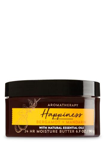 Bergamot & Mandarin fragranza Body Butter