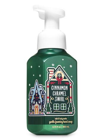 Cinnamon Caramel Swirl fragranza Sapone in schiuma