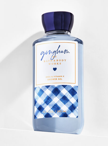 Gingham fragranza Gel doccia