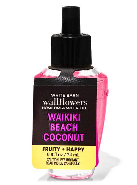 Waikiki Beach Coconut fragranza Ricarica diffusore elettrico