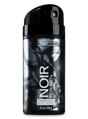 Noir For Men fragranza Deodorizing Body Spray