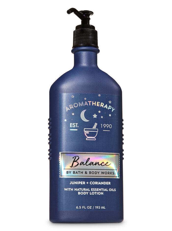 Juniper & Coriander fragranza Body Lotion