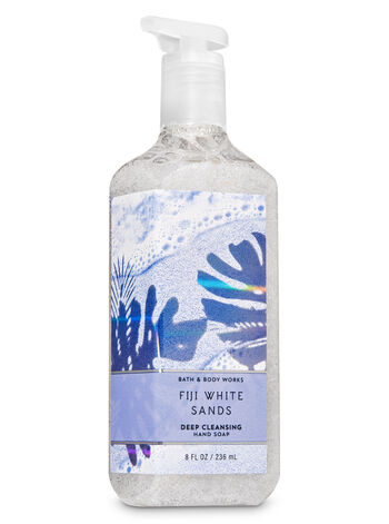 Fiji white sands fragranza Deep Cleansing Hand Soap