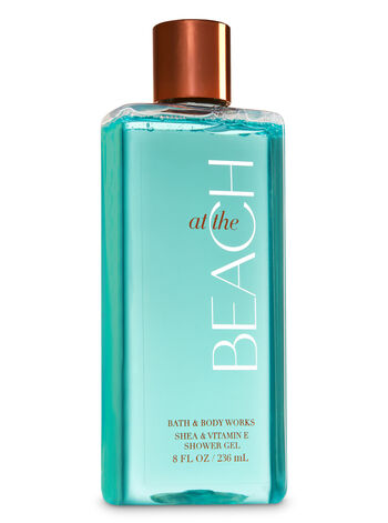 At the Beach fragranza Shower Gel