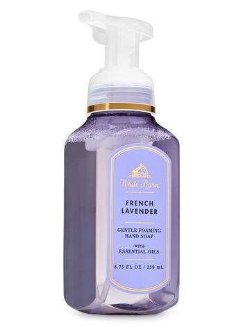 French Lavender fragranza Sapone in schiuma